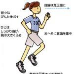 ジョギングはじめました!