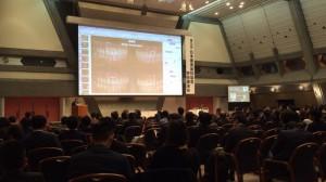 日本審美歯科協会総会、学術講演会に参加いたしました。
