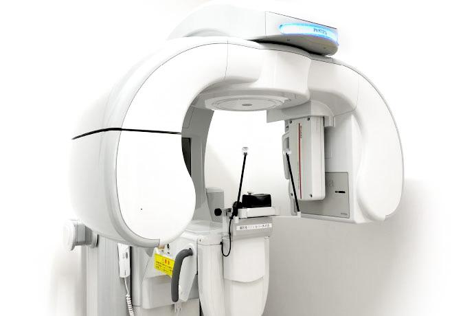 歯科用CT・デジタルパノラマX線装置