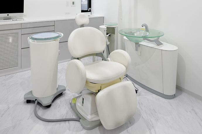 京都市左京区 おおくぼ歯科クリニック 診察室