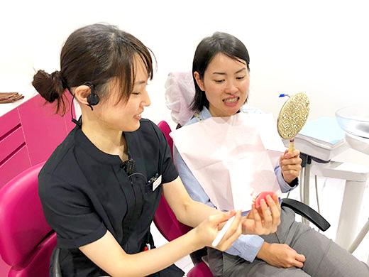 京都市左京区 おおくぼ歯科クリニックの治療