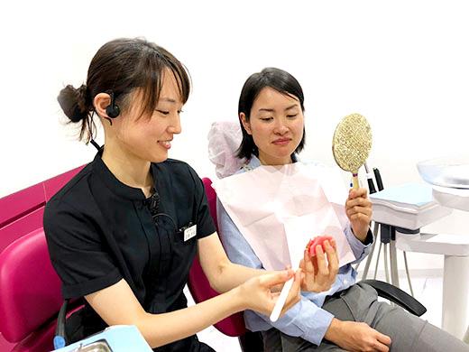 京都市左京区 おおくぼ歯科クリニック 大人の診療の流れ
