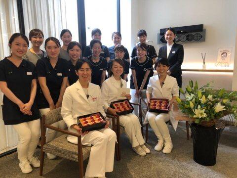 京都市左京区 おおくぼ歯科クリニック 開業20年を迎える事ができました